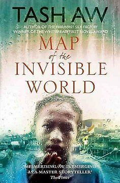 Map of the Invisible World-NEW-9780007349982 by Aw, Tash
