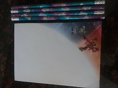 Pokemon: Notebook and Pencils