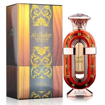 Nabeel Al Ghadeer Concentrated Perfume Oil Attar Itr 20ml - Alcohol Free, Unisex
