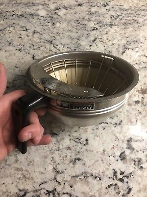Bunn Stainless Steel Brew Basket (For CWTF TWIN-APS Commercial Coffee Maker)