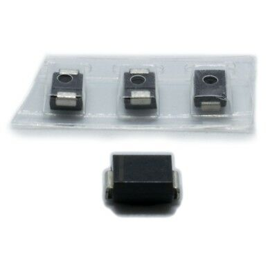 10x B220A-13-F Diode Schottky rectifying SMD 20V 2A SMA Package reel, tape