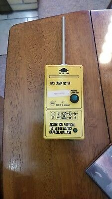 BEHA Gas Lamp Tester, Up To 500 AC/DC