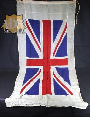 WW1/WW2 Era British Naval Pilot Jack Flag Maritime Nautical Navy