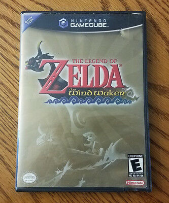 Legend of Zelda: The Wind Waker (GameCube, 2003) Tested - No Manual - Fast Ship