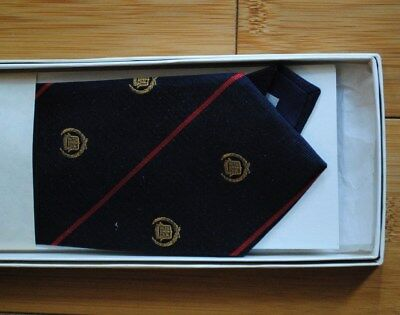 Vintage Cadillac Promotional Tie Never Worn Nos All Silk