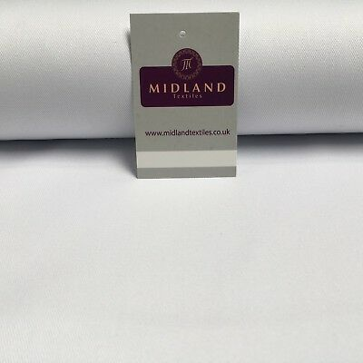 "Plain 100% Cotton Drill Twill used for Uniforms & Work wear 58"" wide MD891 Mtex"