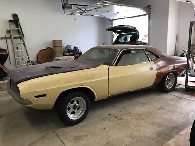 1970 Dodge Challenger  Numbers matching 1970 Dodge Challenger