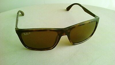b715042bb00 Ray-Ban Sunglasses RB 4228 710 83 Brown Havana Frame 58-18-