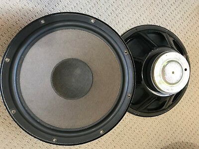 PHILIPS WOOFER AD12200/W8 as pair of two