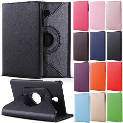 Smart Rotating Leather Case Cover For Samsung Galaxy Tab A 8.0 2017 T380 T350