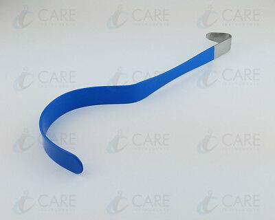 """Padgett Deaver Retractor Insulated 1"""" wide Plastic Surgery Care Instruments"""