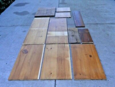 Pine boards-19 mm Thick. Reclaimed. Mixed sizes. Pick up Frankston, Vic. 3199.