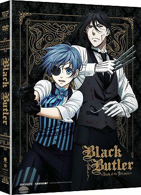 Black Butler: Book of the Atlantic - Movie [Brina Palencia ] [Anime]  [DVD]  NEW