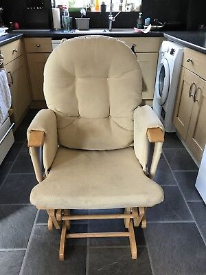 Hauck Nursery Nursing Rocking/Glider Chair