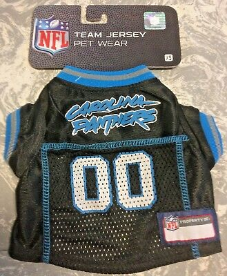 free shipping d439d 9ebaa NEW CAROLINA Panthers Dog Jerseys and Tee Shirts - $7.00 ...