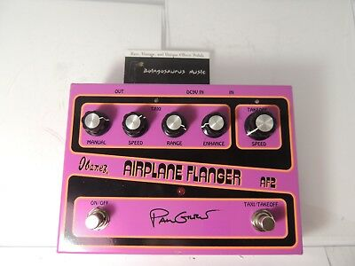 Ibanez AF-2 Paul Gilbet Signature Airplane Flanger Effects Pedal Free USA Ship
