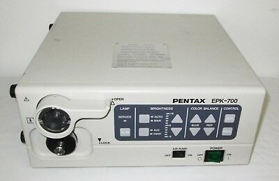 Pentax EPK-700 Endoscopy Video Processor - Tested - Works Well !!!!!!!!!!!!!!!!