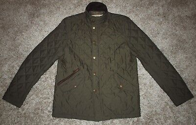 Barbour NEW SUMMER COUNTRY QUILT Jacket in Olive - Small  [2719]
