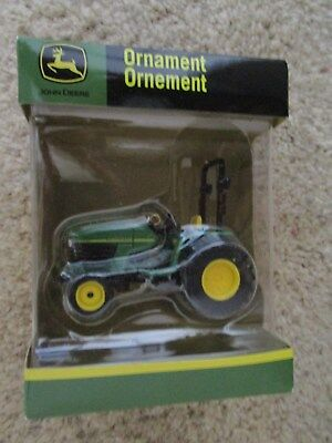 John Deere Tractor Ornament America Greetings 2008 New