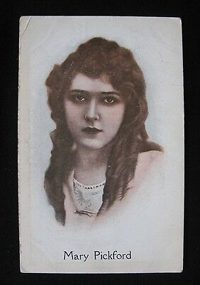 CAPRICE Rare Australian movie postcard Mary Pickford silent era lost film