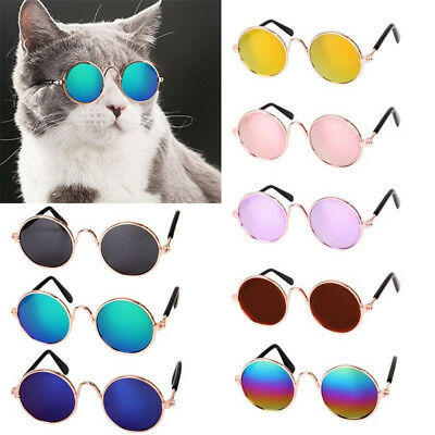 Dog Cat Pet Glasses Eye-wear Sunglasses Photos Props For Pet Puppy Little Dog