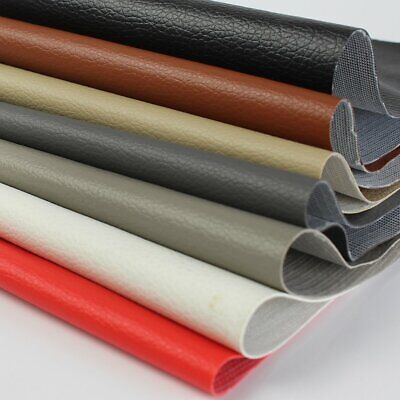 Vinyl Fabric Upholstery Automotive Interior Marine Grade Replace Faux Leather