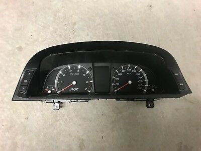 FG X Ford Falcon XR6 Instrument Cluster