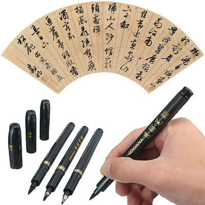 3 Size / Set Chinese Calligraphy Pen Classic Pens Painting Writing Drawing Tools