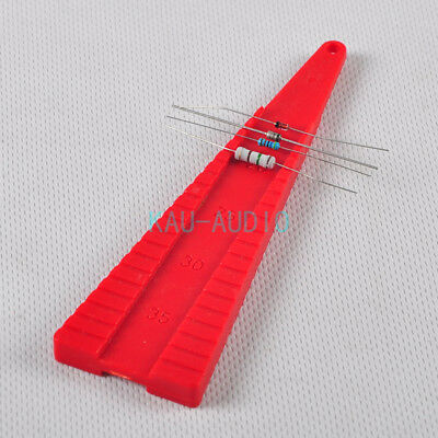 1pc Axial Carbon Comp Resistors 1/4 1/2 3W Lead Forming Bender Tool Capacitor