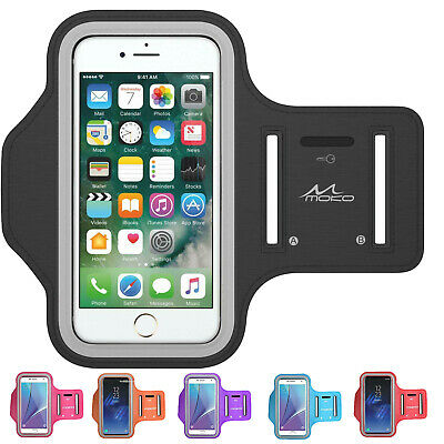 MoKo Armband Sports Running Waterproof Workout Cover for iPhone X/8 Plus/7 Plus
