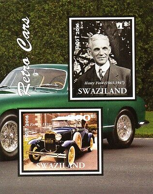 Swaziland  Henry Ford   **/MNH