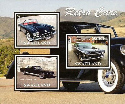 Swaziland  Ford Buick   **/MNH