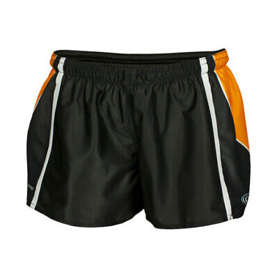 West Tigers Men's Classic Hero Rugby League NRL Footy Shorts *BNWT*