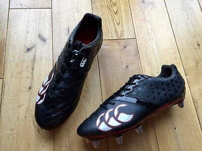 Canterbury Of New Zealand Phoenix Club 8 Stud Rugby Boots Size 9