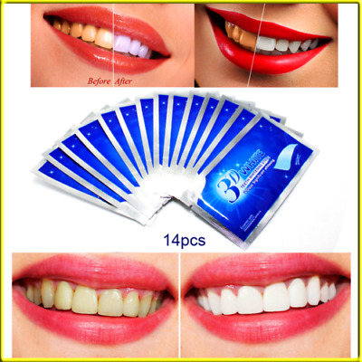 crest 3d whitestrips professional effects instructions