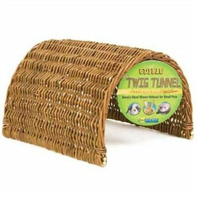 Ware Manufacturing All Natural Willow Twig Tunnel Large for Small Animal Hideout