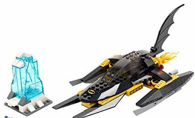 LEGO *No Minifigs Super Heroes BATBOAT   ARCTIC CELL - Split from 76000 Set