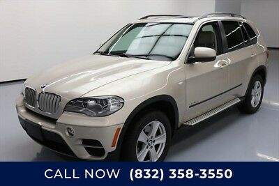 BMW X5 xDrive35d Texas Direct Auto 2013 xDrive35d Used Turbo 3L I6 24V Automatic AWD SUV Moonroof