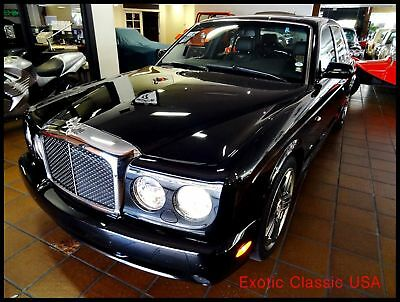 Bentley Arnage T Mulliner Msrp $284k 2009 Black T Mulliner Msrp $284k!