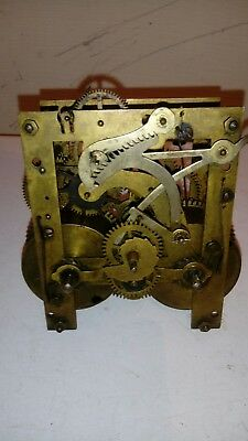 Nice working bracket or mantle clock movement