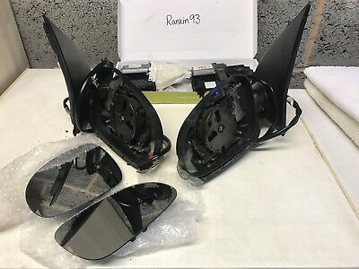GENUINE VW MK5 Golf Retrofit Kit Folding Mirrors