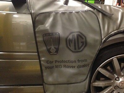 MG ZR ZS ZT & Rover 25 45 75 inc 260 V8 Dealer tailored front wing covers NEW!