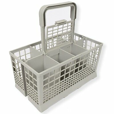 "Universal Dishwasher Cutlery Basket 9.45"" x 5.5""x 4.7"" fits Kenmore,Whirlpool GE"