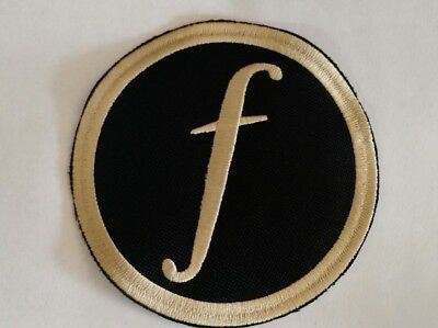 Joy Division Embroidered Patch Large IRON-ON OR SEW-ON The Cure New Order