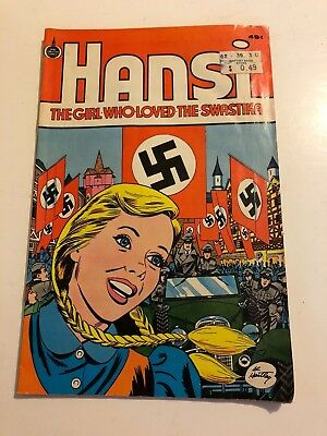 Hansi, The Girl Who Loved the Swastika very good