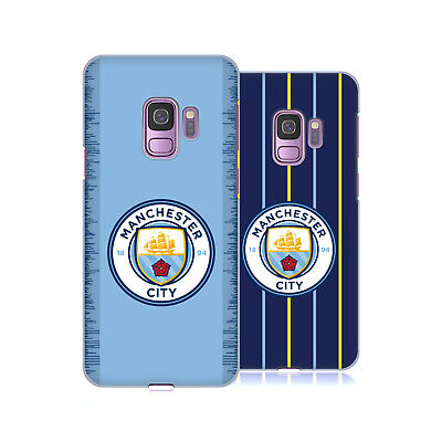 Official Manchester City Man City Fc 2018/19 Badge Kit Case For Samsung Phones 1
