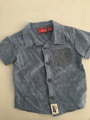 Sprout Shirt Size 1