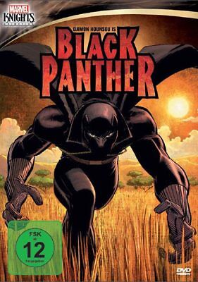 Marvel Knights - Black Panther (OmU) - 1 DVD Box NEU Animation