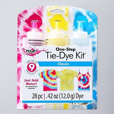 Tulip One-Step Tie-Dye Kit Classic  - BEST VALUE IN EUROPE - ILTC