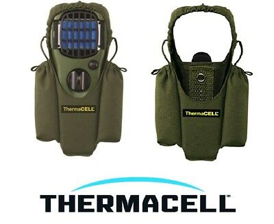 Thermacell Holster with Clip for Portable Midge & Mosquito Repeller